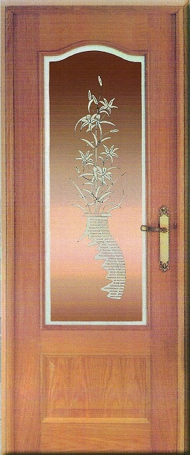 Cristales de puerta cristalsan - Cristales para puertas de salon ...